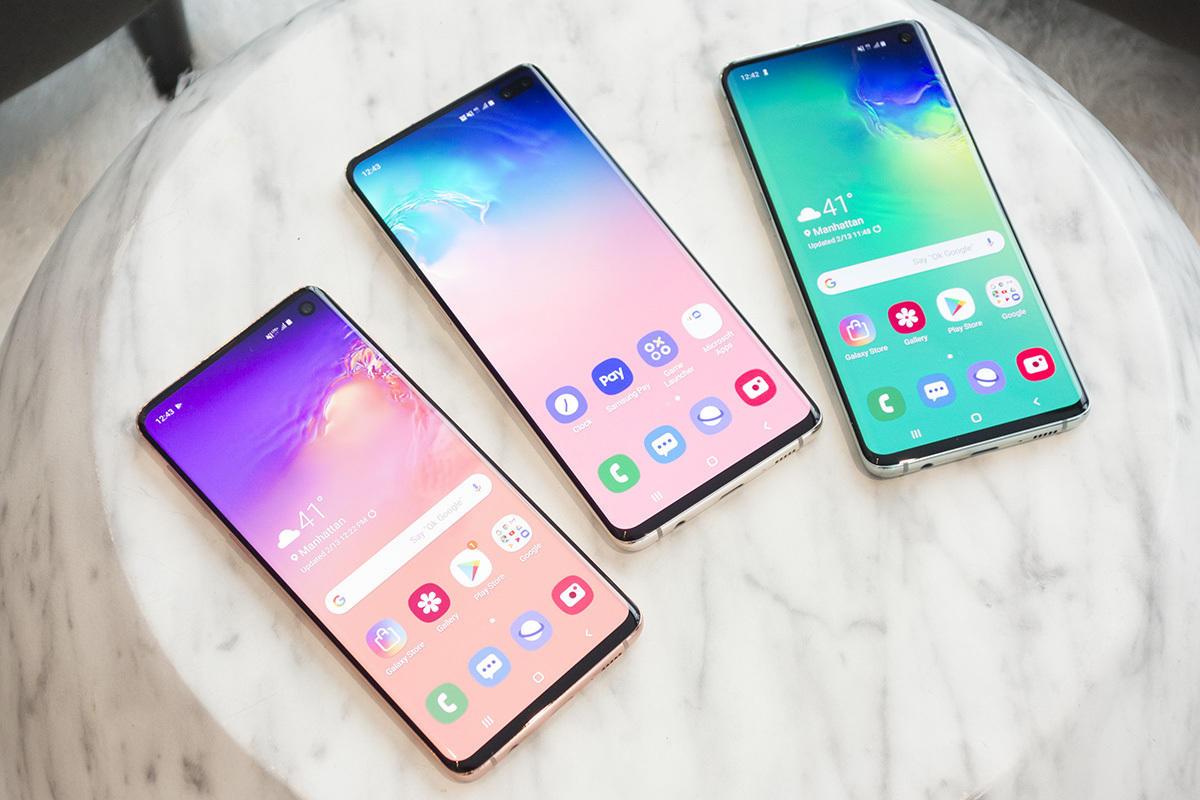 Сравнение Galaxy S20 с Galaxy S10_насколько хороши новые флагманы - три смартфона Galaxy S10