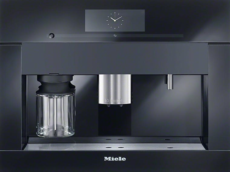 Стильная кофеварка Miele