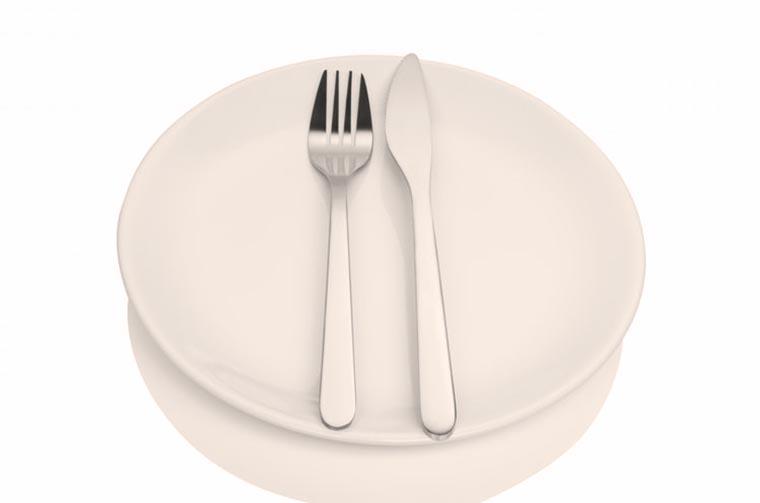 Я закончил есть