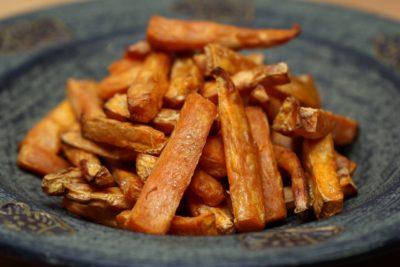 як приготувати картоплю фрі