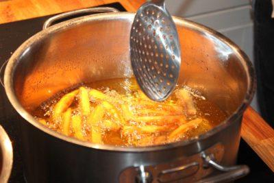 як зробити картоплю фрі
