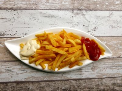 рецепт картошки фри