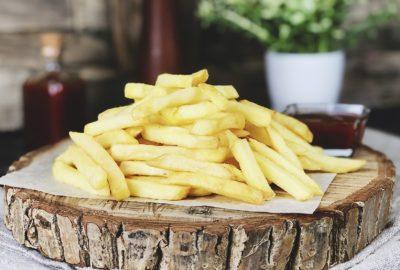 як смажити картоплю фрі