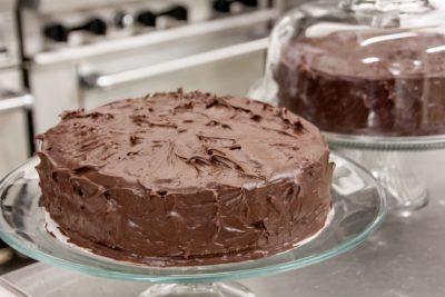 Готовий торт
