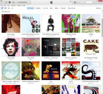 Встановлюємо програмне забезпечення iTunes 12