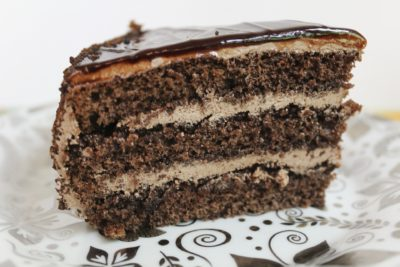 Правильний празький торт