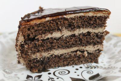 Правильный пражский торт