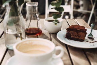 Десерт до чаю