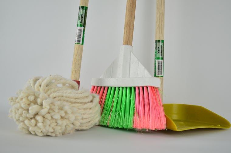 1 - Уборка в доме