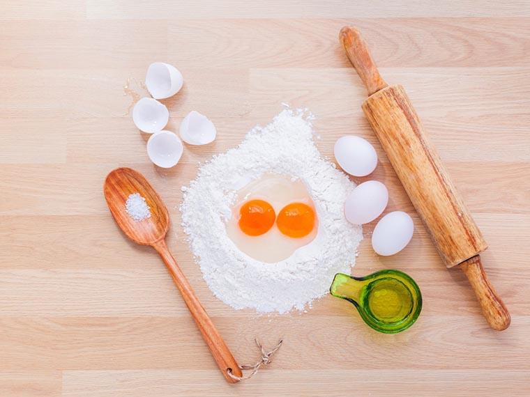 6 - Готовка еды
