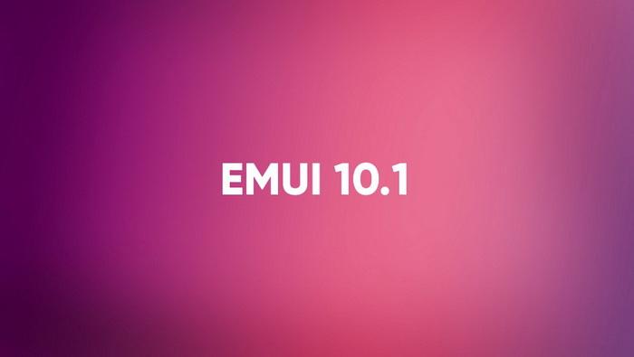 EMUI 10.1-прошивка