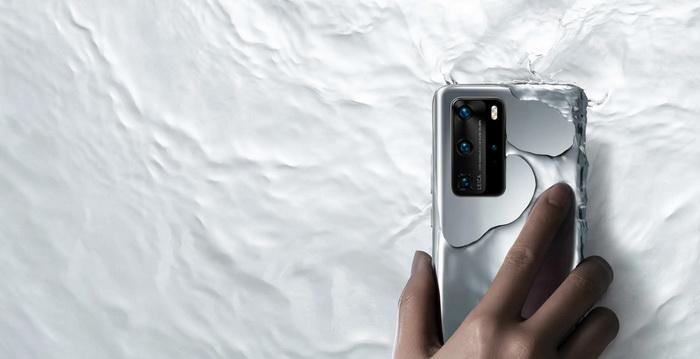 Huawei P40 Pro-IP68
