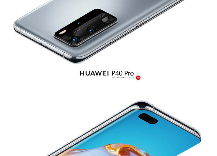 Huawei P40 Pro-дизайн