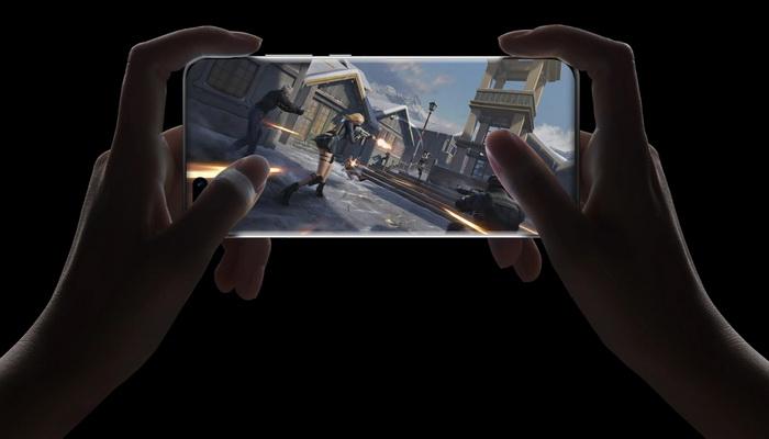 Huawei P40 Pro-гейминг