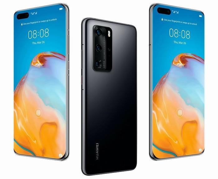 Huawei P40 Pro-расцветки и ракурсы фото 2
