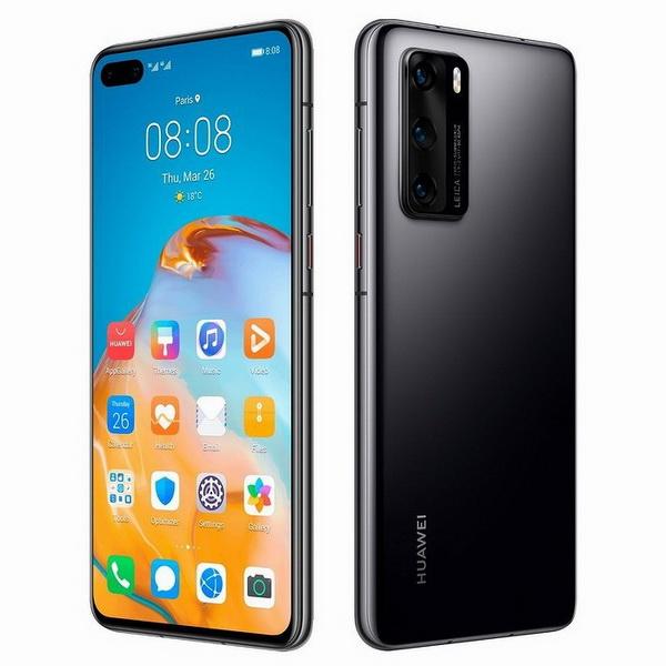 Huawei P40-черная расцветка