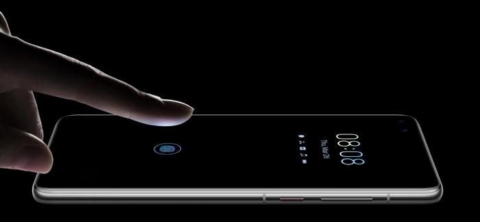 Huawei P40-идентификация