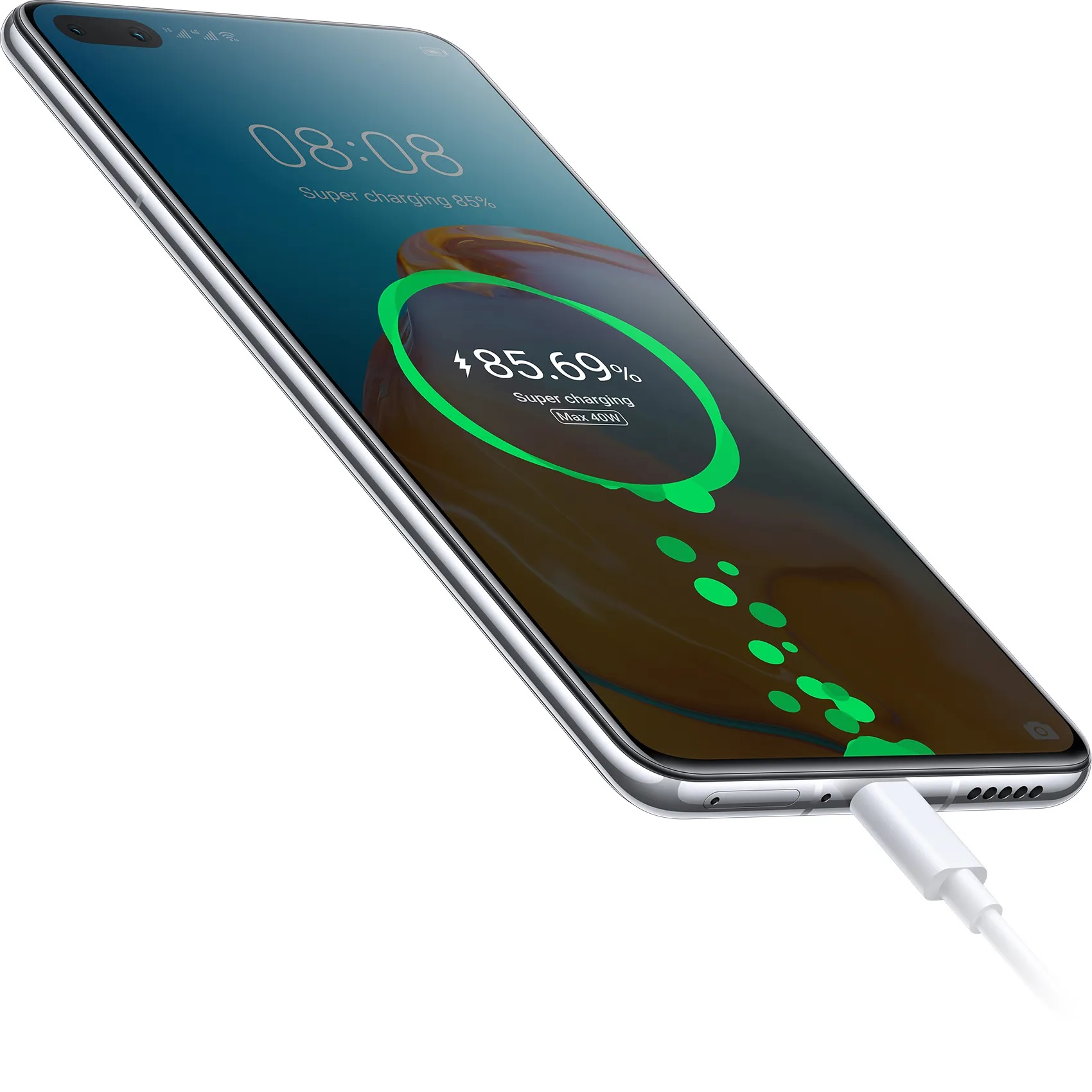 Huawei P40-зарядка