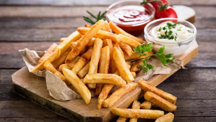 Картошка фри-продукт