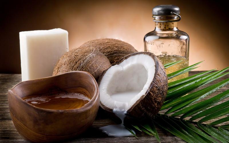 Кокосовое масло-в косметологии
