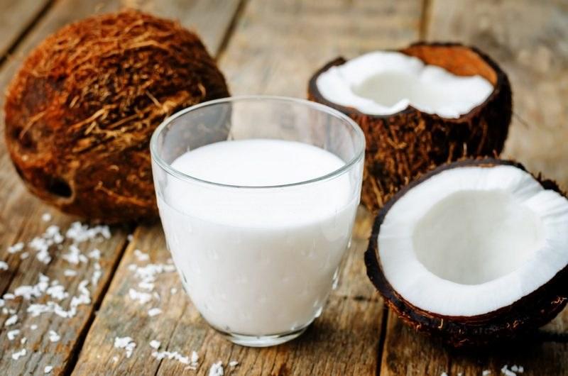 Кокосовое молоко-как сделать