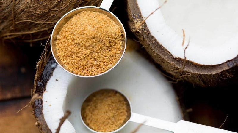 Кокосовый сахар-ложка