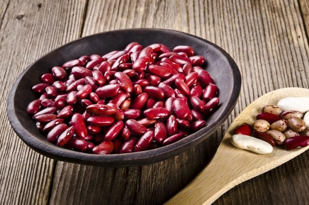 Красная фасоль-источник растительного белка
