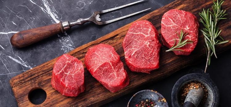 Красное мясо-продукт
