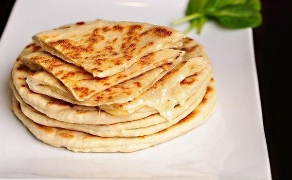 Ленивые хачапури-на сковороде