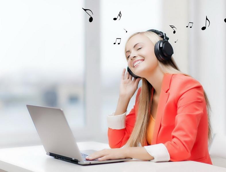 Наушники-прослушивание музыки