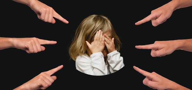 Не кошмарить ребенка