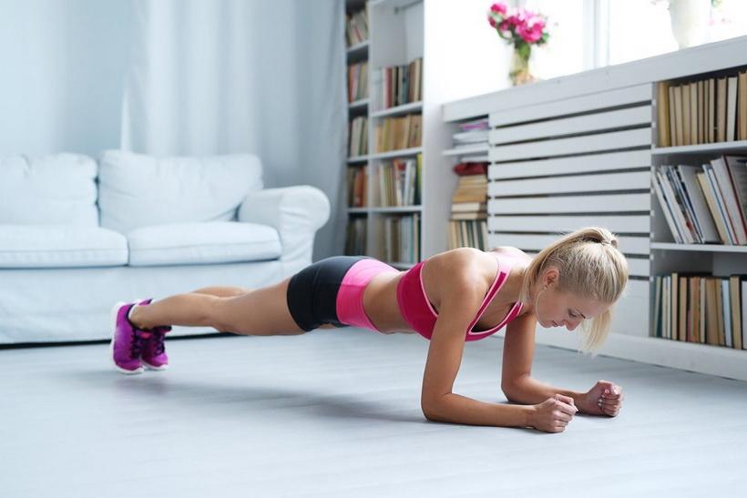Планка-упражнение