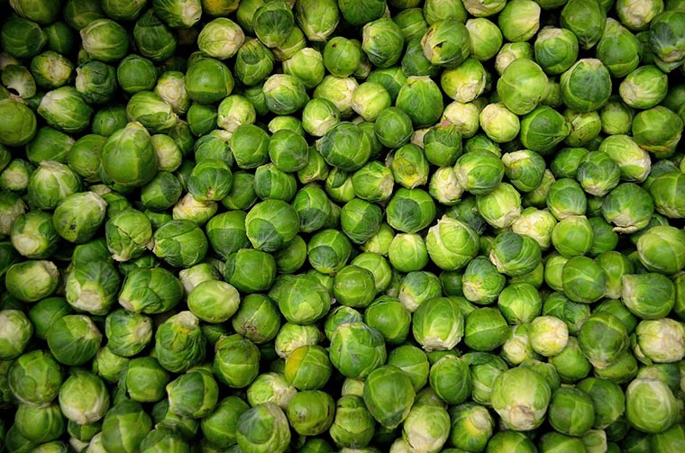 Полезная брюссельская капуста