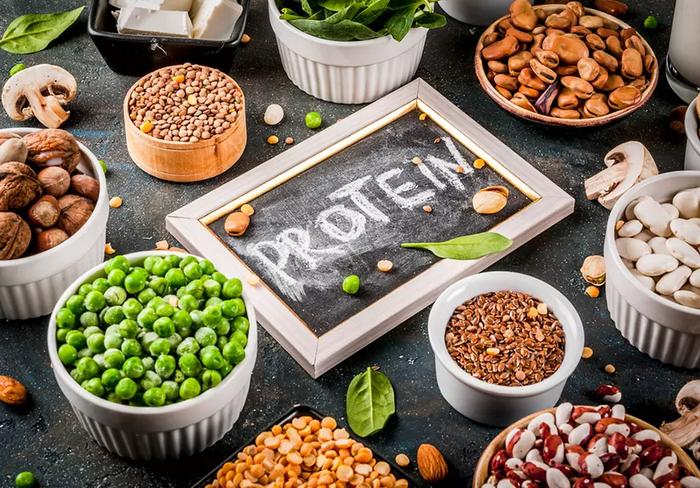 Растительный протеин-источники