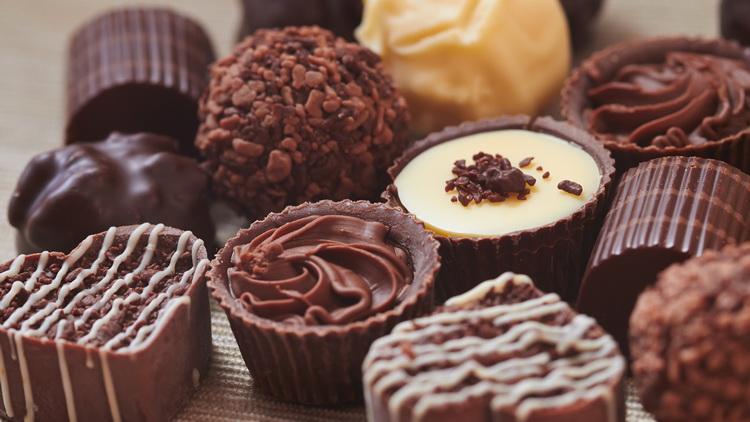 Шоколадные конфеты-чем заменить.