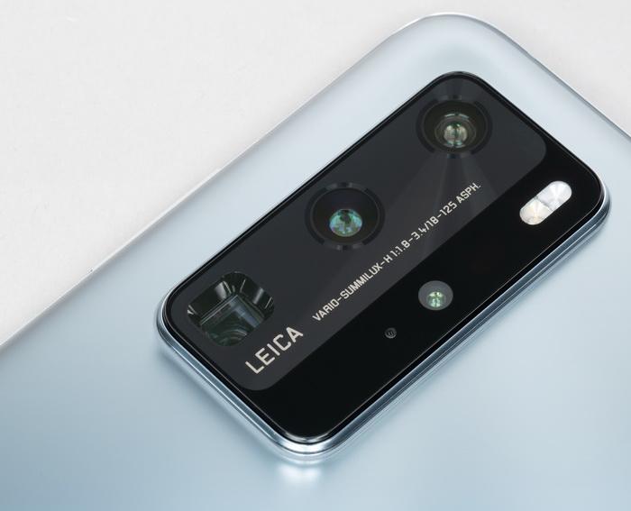 Серия Huawei P40-задняя панель основная камера