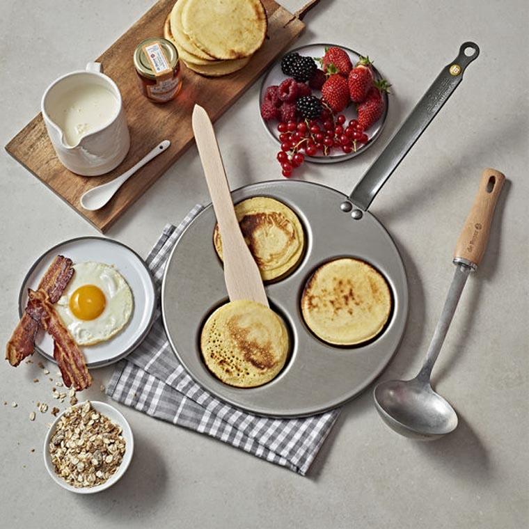 Сковорода для блинов de Buyer 5612.01