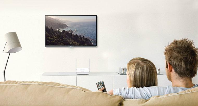 Смотреть ТВ через интернет