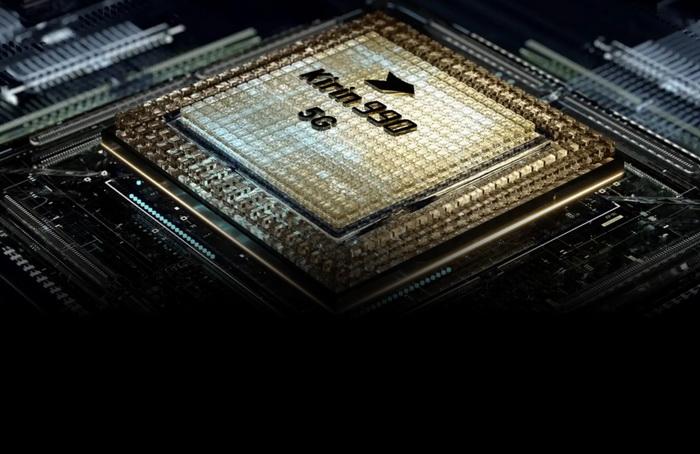 SoC-процессор-Kirin 990