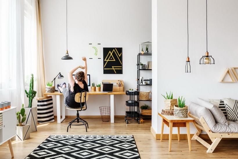 Удаленная работа-как организовать рабочее место