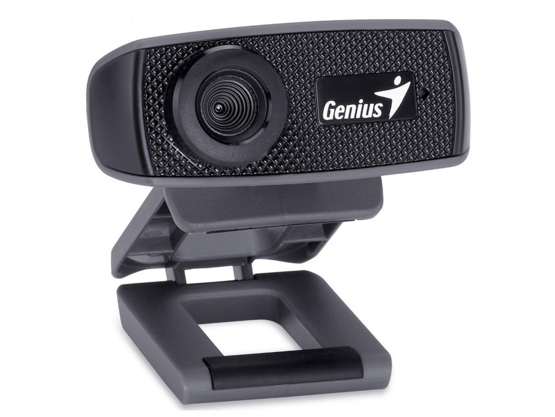 Веб-камера для компьютера Genius FaceCam 1000X HD (32200223101)