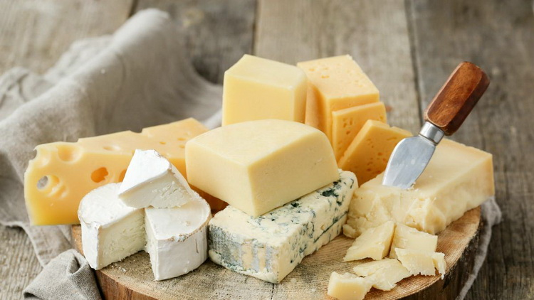 Виды сыра-кальций