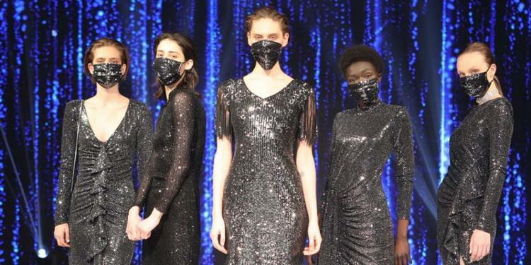 Вирусный тренд-защитные маски