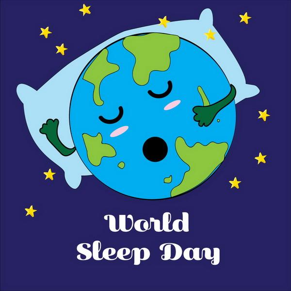 World Sleep Day-Всемирный день сна