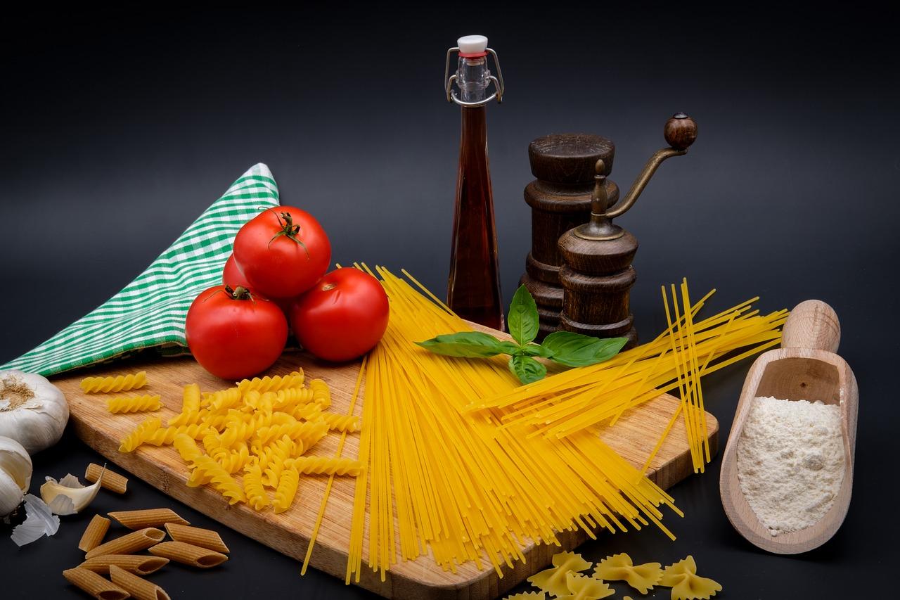 макарони з твердих сортів пшениці