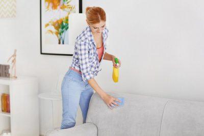 як почистити диван