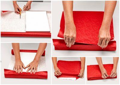 як упакувати подарунок