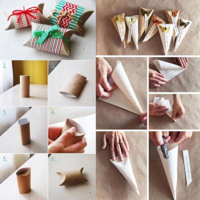 як красиво упакувати подарунок