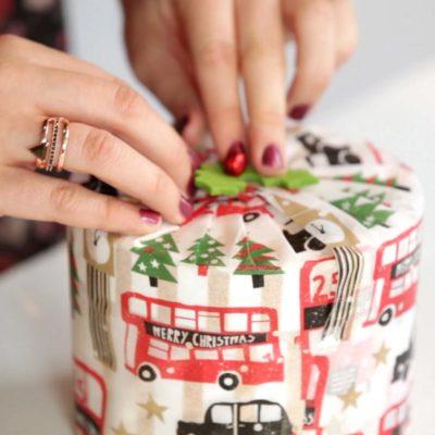 как запокавать подарок