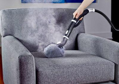 як почистити м'які меблі